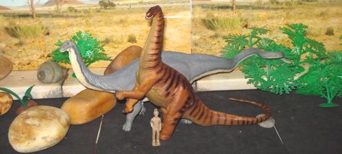 Safari Ltd, Apatosaurus, Dinosaur Toys