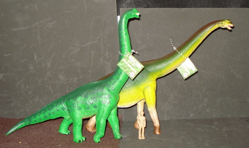 Safari Brachiosaurus Dinosaur Toys