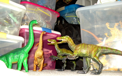 Biggest Dinosaur Toys