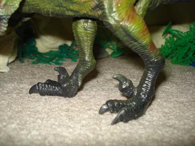 Great Velociraptor Dinosaur Toys