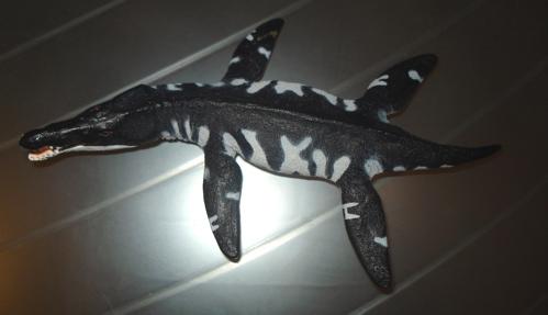 Safari Liopleurodon, Liopleurodon, Safari Ltd, Dinosaur Toys