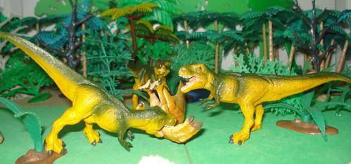 Anatotitan, Dinosaur Toys
