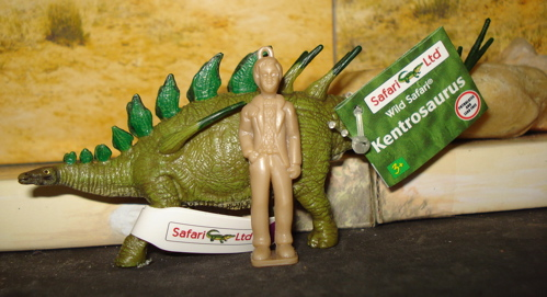 Kentrosaurus, safari Ltd, Dinosaur toys
