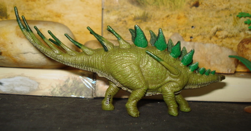 Safari Ltd, Kentrosaurus, Dinosaur Toys