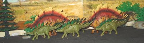 Safari Ltd, Kentrosaurus, Dinosaur Toys