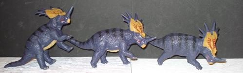 Styracosaur Dinosaur Toys Styracosaurus