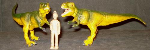 Dinosaur Toys, Sue Field Museum