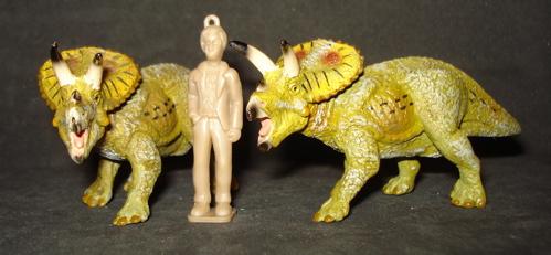 Torosaurus, Dinosaur toys