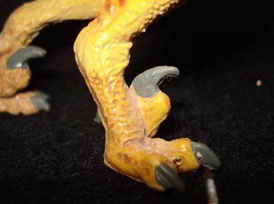 The 1993 Raptor Dinosaur from Safari Ltd.- a true standard.