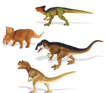 Wild Safari Dinosaur Toys, Dinosaur Toys