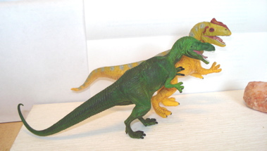 Allosaurs Dinosaur Toys