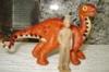 Apatosaurus Baby Dinosaur Toys