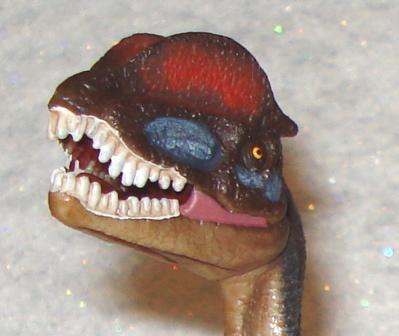 Dilophosaurus Safari Dinosaur Toys