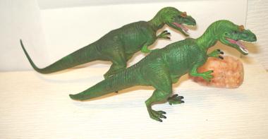 Allosaurs Dinosaur Toy