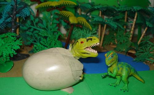 Dinosaur baby, Dinosaur Toys