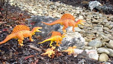 Spinosaurus Dinosaur Toys