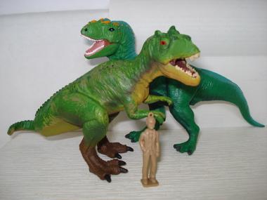 Safari T-Rex, Tyrannosaurus Rex, Dinosaur Toys