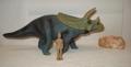 Schleich Torosaurus Dinosaur Toys