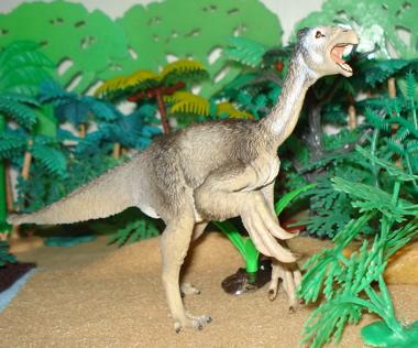 Beipiaosaurus Dinosaur Toys