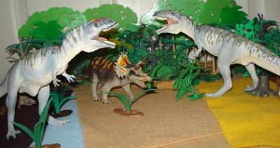 Giganotosaurus Dinosaur Toys