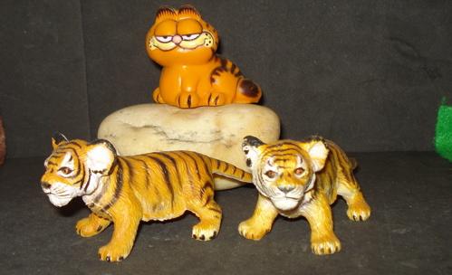 Papo, Garfield, Dinosaur Toys