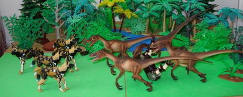 Safari Ltd, Velociraptor, Dinosaur Toys