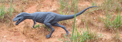 Albertosaurus Dinosaur Toys