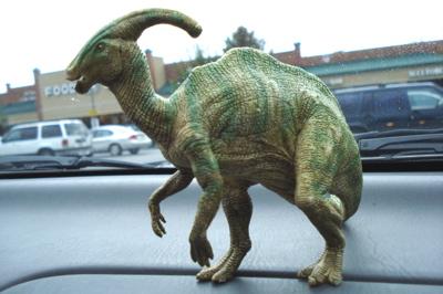 Papo Parasaurolophus Dinosaur Toys