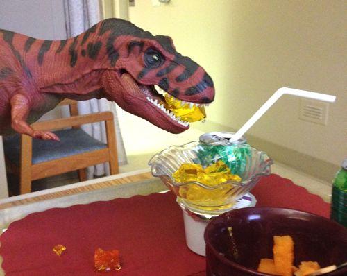 Rexford, Rexford Dinosaur, JELLO, Dinosaur Toys