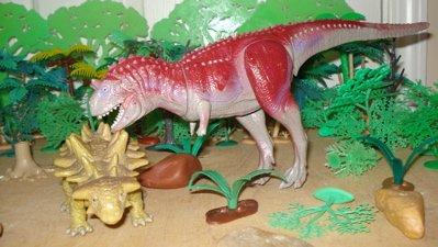 Disney Ankylosaurus Dinosaur Toys