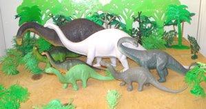 Apatosaurus Dinosaur Toys