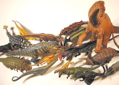 Battat Dinosaur Toys Group