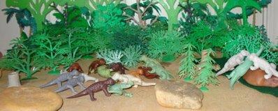 Cynognathus Dinosaur Toys