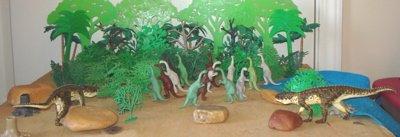 Safari Postosuchus Dinosaur Toys