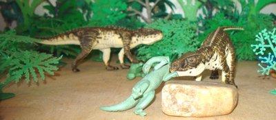 Safari Postosauchus Dinosaur Toys