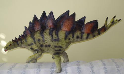 Rexford, Stegosaurus, Bullyland, Dinosaur Toys