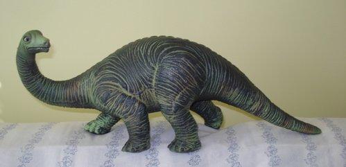 Dinosaur Toys, Rexford, Apatosaurus, Brontosaurus, Bullyland