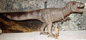 Bullyland Tyrannosaurus Rex, Dinosaur Toys