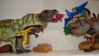 Bullyland Dinosaur Toys