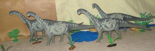 Sauropod Dinosaur Toys