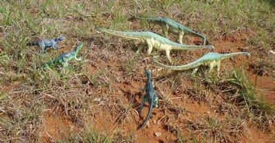 Carnegie Diplodocus Dinosaur Toys
