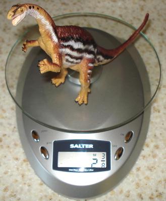 Carnegie Plateosaurus Dinosaur Toys