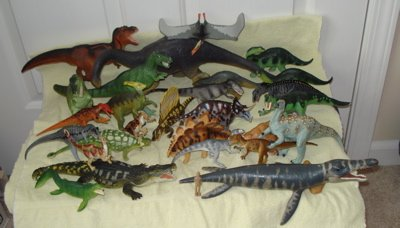 Carnegie Dinosaur Toys 40