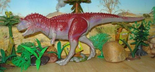 Carnotaurus, carnotaur, Dinosaur Toys