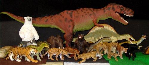 Rexford, Britains, Safari Ltd, Dinosaur Toys