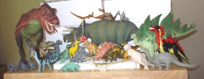 List of All Toy Companies Specializing in Dinosaur Toys (incomplete)