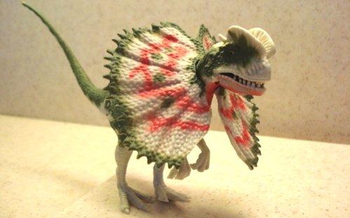 Dilophosaurus, Jurassic Park, Dinosaur Toys