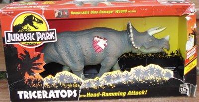 Jurassic Park Dinosaur Battles Often Involved The Feisty