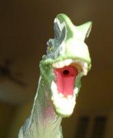 Jurassic Park, JP.02, Dilophosaurus, Dinosaur Toys