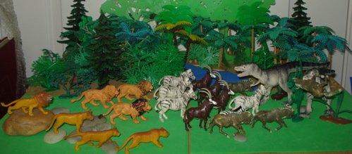 Albertosaurus, carnegie Collection, Dinosaur Toys